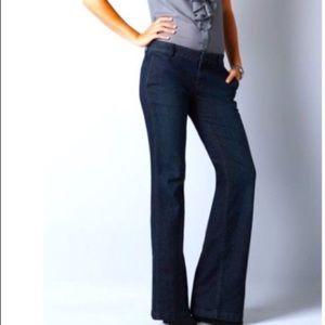 ANN TAYLOR LOFT Modern Trouser Jeans-4